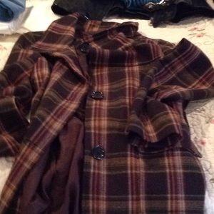 Michael Korea wool coat